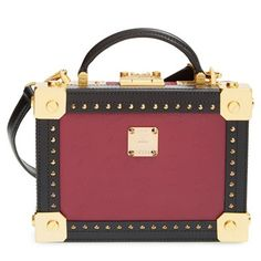 Trending on the streets this fall: box bags - LaiaMagazine