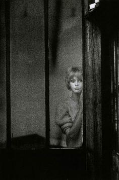 Jeanloup Sieff :: Ina, Paris, 1959