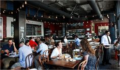Church & State: Choice Tables - L.A. Restaurants Keep Diners Downtown - Review - NYTimes.com