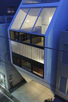 just futuristic - Ravine / APOLLO Architects & Associates in Tokyo, Japan