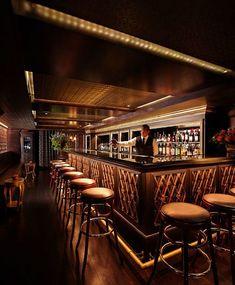 97 Best Lounge & Bar Design Images Ideas - Hotel, Bar and Restaurant - Restaurant Lounge Design, Bar Lounge, Design Hotel, Design Suites, Vintage Restaurant, Restaurant Lounge, Bar Interior Design, Restaurant Interior Design, Interior Ideas