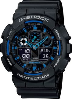 Casio G-SHOCK GA 100-1A2 - Pánské hodinky | Alza.cz