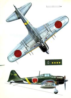 Mitsubishi A6M5 - 8 Zero-Sen (Zeke 52)(236) Page 15-960