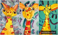 Art to the Moon & Back: Grade 1 - Hot & Cool Color Schemes