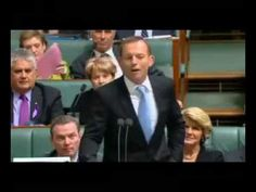 Tony Abbott is not fit to be PM!