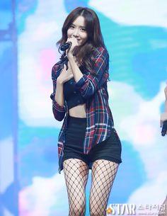 150830 Tencent K-POP Live Music SNSD Yoona