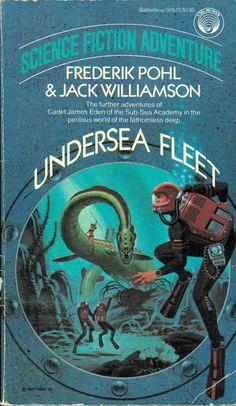 Undersea Fleet by Frederik Pohl & Jack Williamson, published in 1955