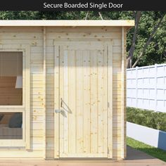 BillyOh Tianna Log Cabin Summerhouse with Side Store - Log Cabins - BillyOh Store Modern Windows, Modern Door, Pool House Shed, Tiny House, Garden Buildings Direct, Summer House Interiors, Shed Makeover, Tongue And Groove Panelling, Garden Cabins