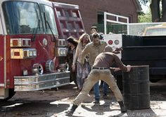 The Walking Dead Season 2 Episode 10 - 18 Miles Out, Shane Walsh (Jon Bernthal) The Walking Dead 2, Walking Dead Season, Jon Bernthal Walking Dead, Best Zombie, Stuff And Thangs, Punisher, Zombie Apocalypse, American Horror, Photo Galleries