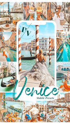 Venice - Mobile Lightroom Presets - Ready for travelling? Romantic Vacations, Romantic Travel, Free Photo Filters, Venice Florida, Us Travel Destinations, Wonderful Picture, Italy Vacation, Lightroom Presets, Travel Inspiration