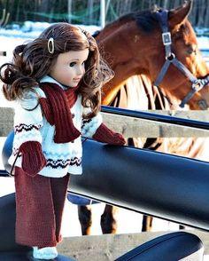 American Girl doll dukkeklær