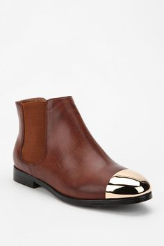 Ecote Metal Chelsea Boot  #UrbanOutfitters