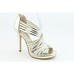 Shoe Metro - Imagine Light Gold — $22