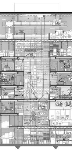 S // A YMBA Microfactory, sectional narrative - Harry Wei