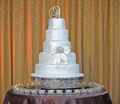 Figure Monogram Wedding Cake Toppers Wedding Glitz Glam With has been uploaded by ryan on November 8, 2014 with a resolution 1791 x 1828. Description from onweddingideas.com. I searched for this on bing.com/images