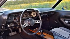 Picture of 1974 Plymouth Barracuda, interior