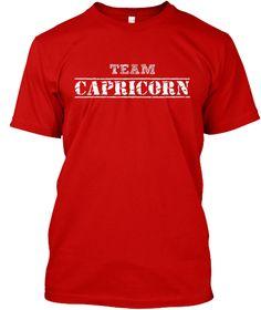 Team CAPRICORN | Teespring