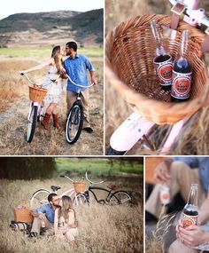 CUTE! Who wants to do a bike shoot?