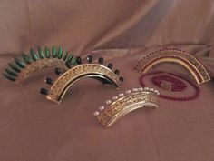 Mistress of Disguise: How to Make Regency Diadems - there are lots of other tutorials on the website too!