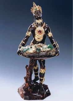 Moor with Emerald Cluster - Google Search