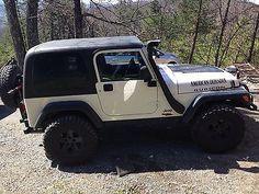 eBay: 2004 Jeep Wrangler Rubicon 2004 Jeep Wrangler Rubicon - VW TURBO DIESEL SWAP!!! #jeep #jeeplife