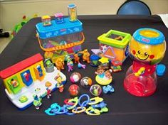 Infant Toy Grouping, Baby, $15.00