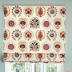 Daula Multicoloured Fabric | Sanderson Decor, Flower Decorations, Teenage Girl Room, Fabric, Curtains, Girl Decor, Teenage Girl Room Decor, Blinds, Girls Room Decor