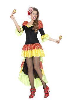 12 mejores imágenes de Disfraces Salsa Baile -- Niños Niñas Adultos ... 95aca763f47