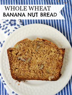 Whole Wheat Banana N