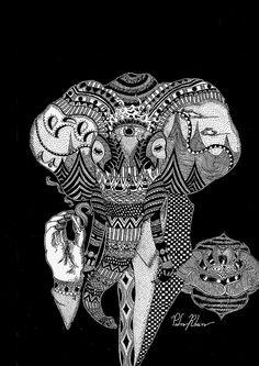 Cemitério de Elefantes | por Pedro Ribeiro Arte
