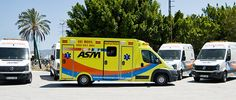 More than GPS fleet tracking for ASM ambulances Emergency Response, No Response, Vehicle Tracking System, Cost Saving, Medical Technology, Emergency Vehicles, Ambulance, Recreational Vehicles, Two By Two