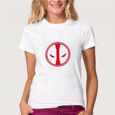 New T-shirts Deadpool Women Costume X-men Casual Unisex T-shirt Mens Shirts Fashion 2016 Printed T Shirt Homme S-XXL