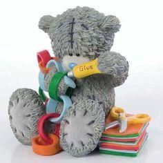 Chain Reaction Me to You Bear Figurine