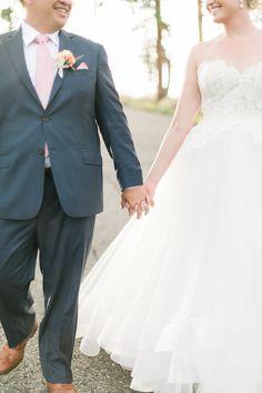 #love  Photography: Connie Whitlock Photography - conniewhitlockphoto.com/ Wedding Dress: JLM Couture - Lazaro - www.jlmcouture.com/Lazaro