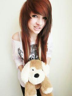 My next hair color(: