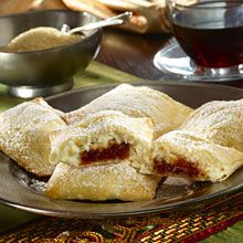Pastelitos - Guava and Cheese Pastries