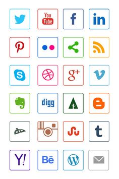 24 Line Icons