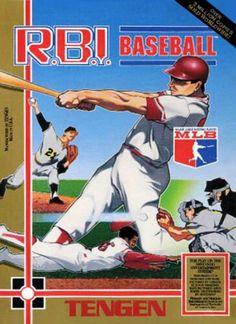 R.B.I. Major League Baseball NES