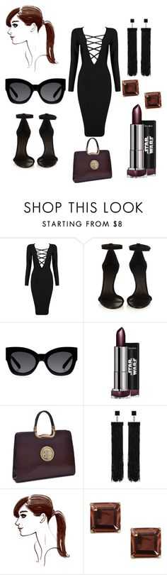 """Untitled #156"" by dr-azzko ❤ liked on Polyvore featuring Posh Girl, Isabel Marant, Karen Walker, Dasein, Tom Ford, Henri Bendel and Marc by Marc Jacobs"