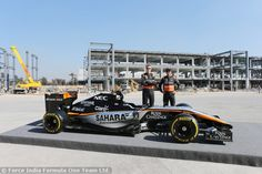 Ancora niente debutto in pista per la Force India 2015 Cars, Force India, One Team, Formula One, Red Bull, Challenges, Racing, Vehicles, Circuits