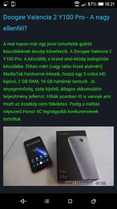 És egy újabb Doogee :) http://www.vizualteszt.hu/tesztek/android-telefonok/74-doogee-valencia-2-y100-pro-a-nagy-ellenfel.html  #doogee #pingdigital #teszt #bemutató #videó #sebesség #benchmark #játék #gametest #szoftver #android #Lollipop