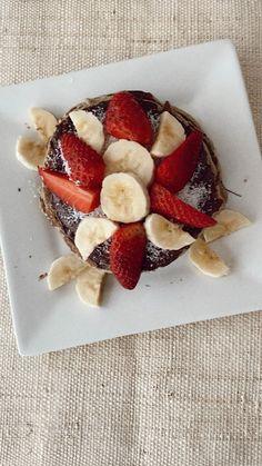 Sugar Free Recipes, Sweet Recipes, Real Food Recipes, Dessert Recipes, Healthy Desserts, Healthy Recipes, Tasty, Yummy Food, Sweet Breakfast