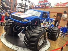 NEWS – 1st Half of 2017 Recap « Bigfoot 4×4, Inc. – Monster Truck Racing Team