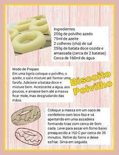 Biscoito Polvilho