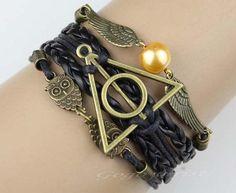 Gorgeous Harry Potter bracelet