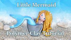 7:38  Polymer Clay Mermaid Tutorial - Easy