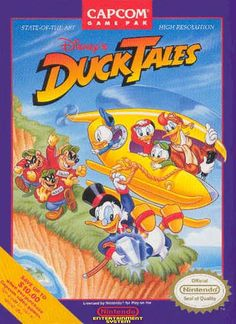 (*** http://BubbleCraze.org - It's fun, it's free and it's wickedly addicting. ***) Duck Tales: NES