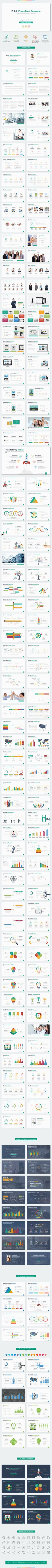 Public PowerPoint Design Tempalte #slides Download…