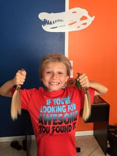 But it was all worth it!   After Two Years Of Being Bullied For It, This Little Boy Donated His Long Hair To Cancer Patients - BuzzFeed News
