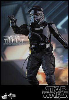 Hot Toys dévoile son pilote de TIE Fighter